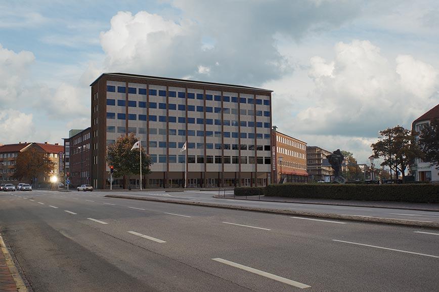 Folkets hus Malmö VisuellArk